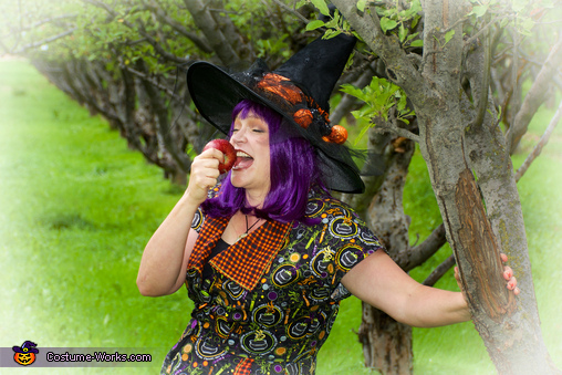 An Apple a Day, Good Witch Costume