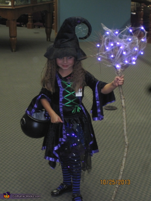 Good Witch Homemade Costume