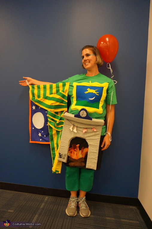 Goodnight Moon Costume