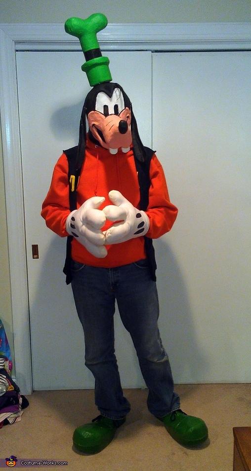 Goofy Costume