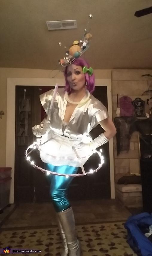 Googie Girl Homemade Costume