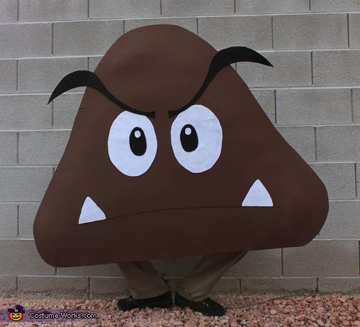 Goomba, Goomba Costume