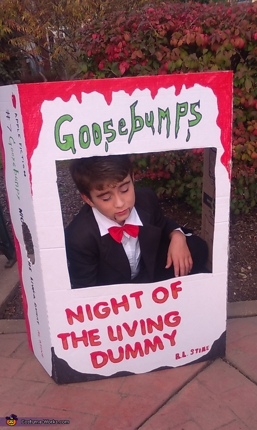 Goosebumps Slappy Costume