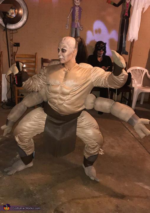 Goro Mortal Kombat Costume
