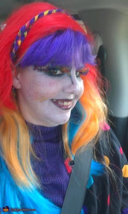 Goth-Brite, Goth-Brite Costume
