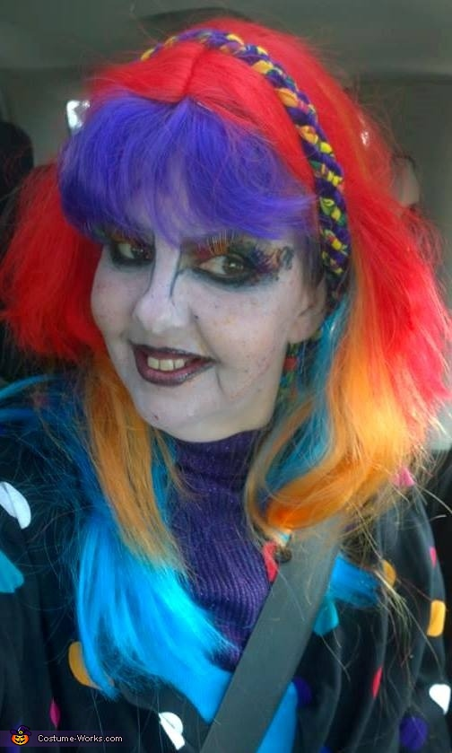 goth Grite, Goth-Brite Costume