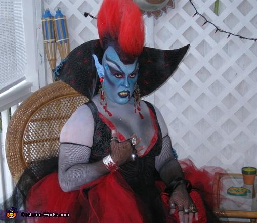 Goth Vampire Costume