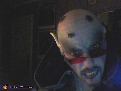 NOSFERATU 2 , Goth Vampire Costume