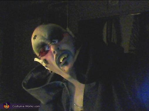 NOSFERATU 3 , Goth Vampire Costume