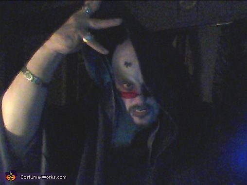 NOSFERATU 4 , Goth Vampire Costume