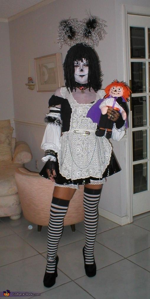 Goth Raggedy Ann Costume