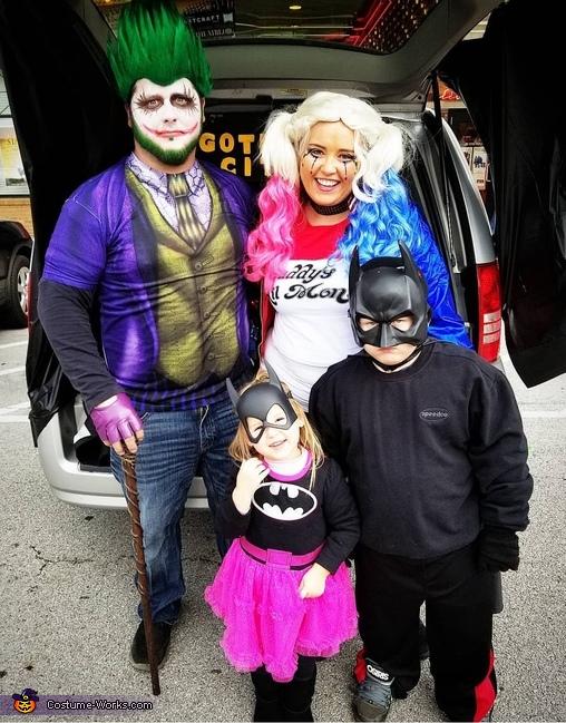 Gotham City Costume