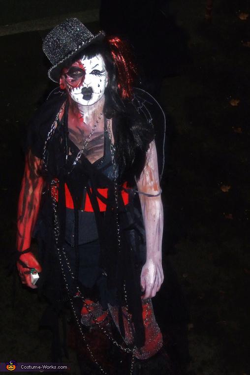 GothZom Costume