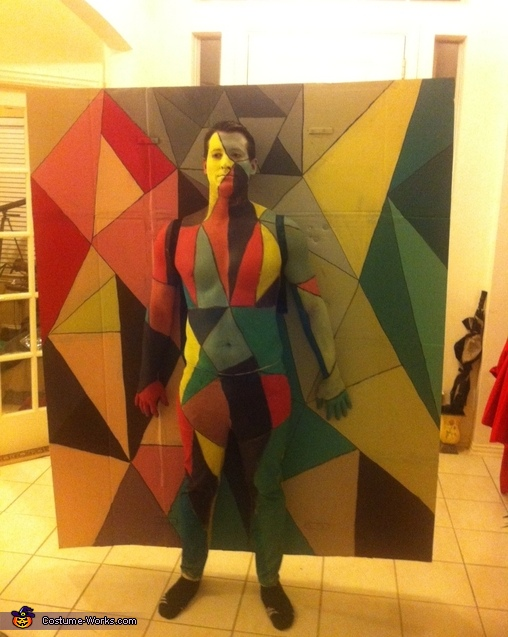 Gotye Costume