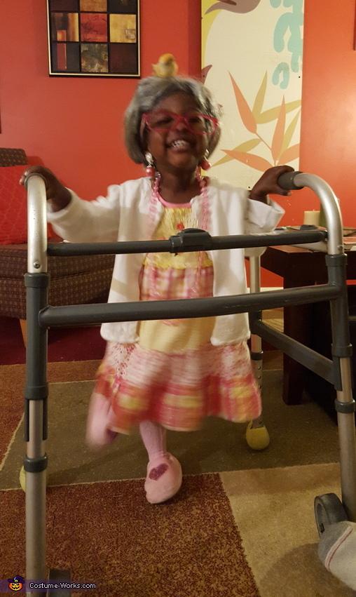 Grandma Sammi Costume
