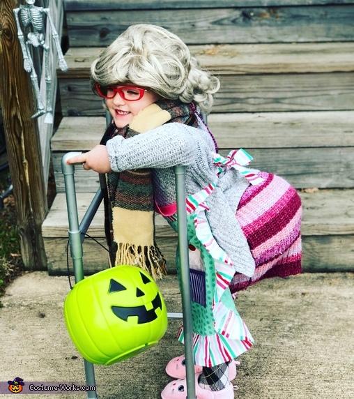 Grandma Brooklyn Costume