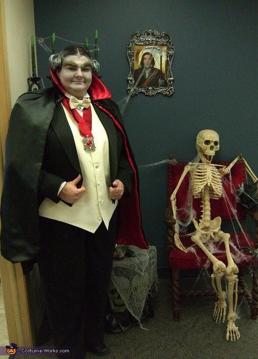 Grandpa Munster Costume