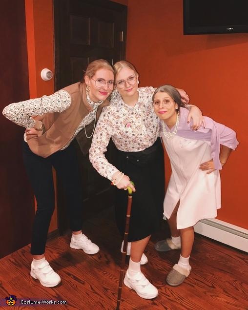 Grannies Costume