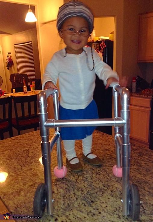 Granny Baby Costume