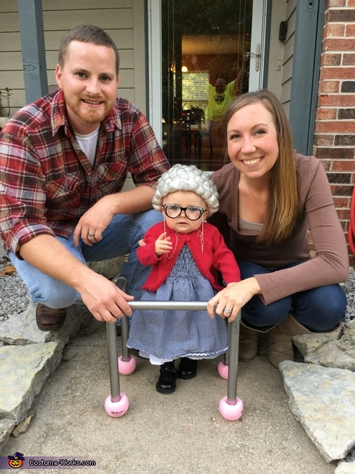 Granny Homemade Costume