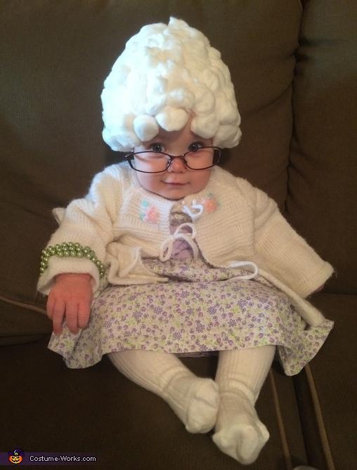 Granny B Baby Costume