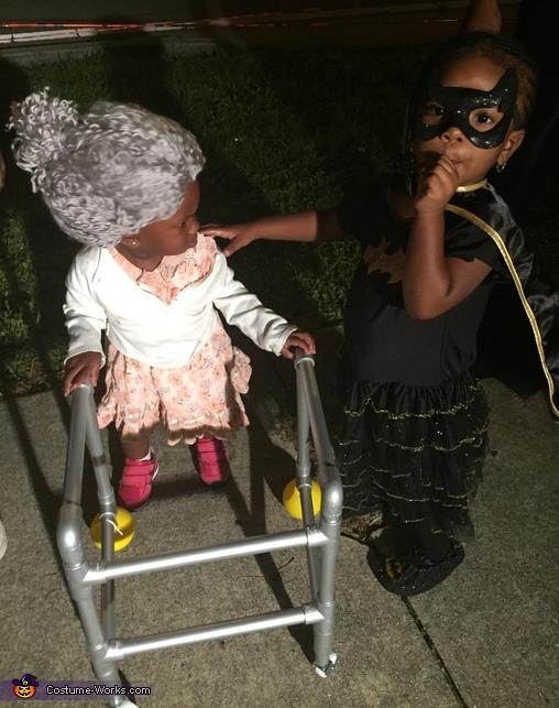 Granny Soniya Costume