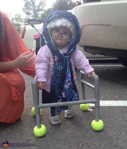 Granny G Baby Costume