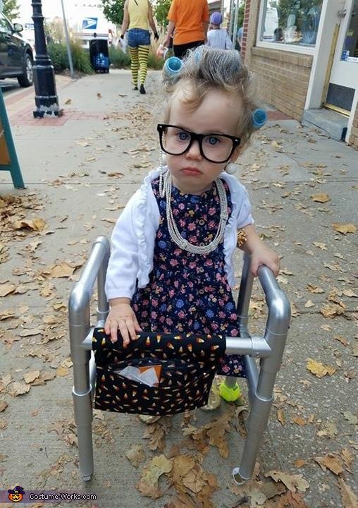 Granny P Costume