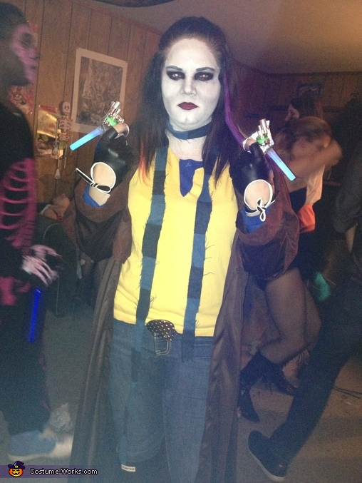 GraveRobber from Repo! Costume