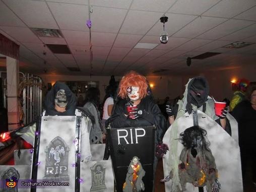 Graveyard Costume