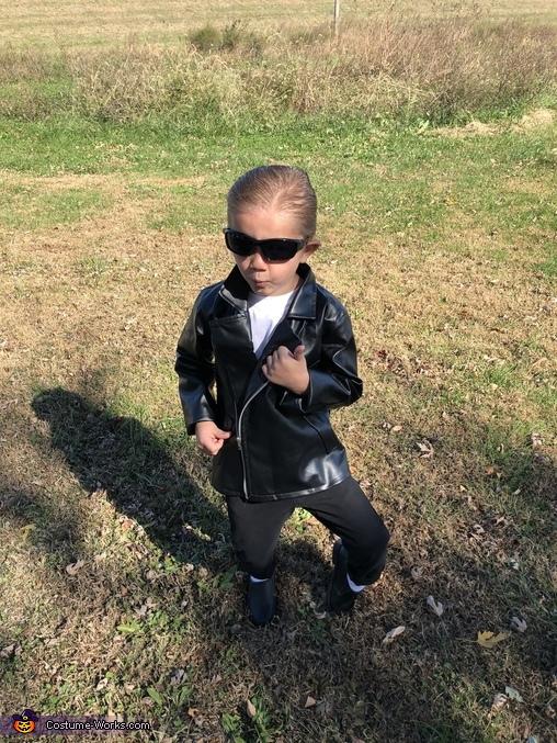 Danny Zuko with Attitude, Grease Costume