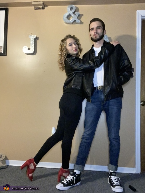 Greasers Costume