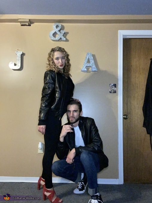 Greasers Homemade Costume