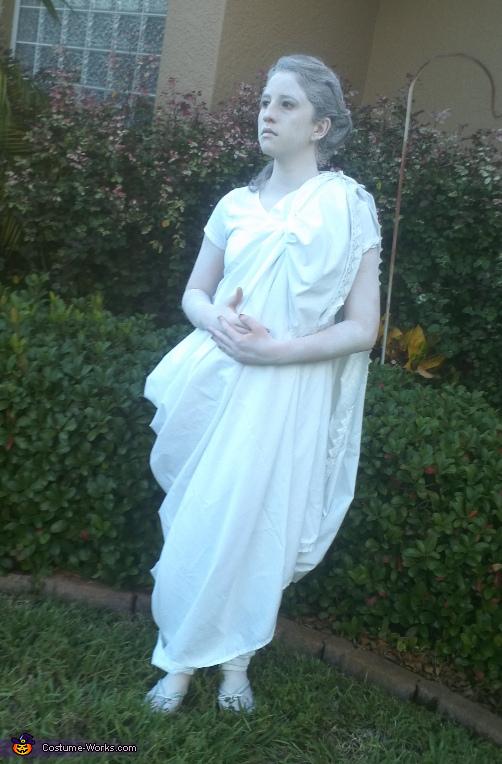Greek Goddess Statue Costume