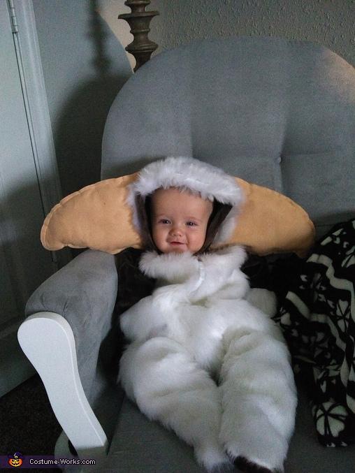 Gremlins Gizmo Homemade Costume