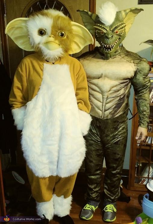 Gremlins Gizmo & Stripe Costume