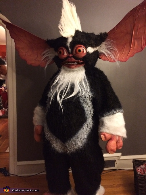 Mohawk Mogwai from Gremlins 2 Costume