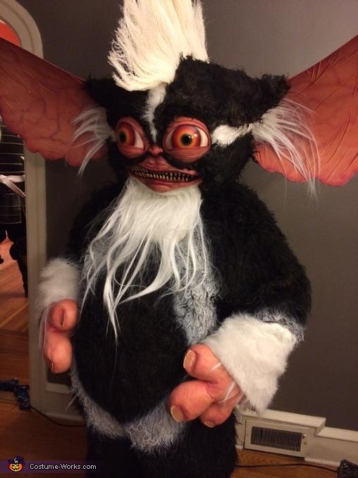 Mogwai, Mohawk Mogwai from Gremlins 2 Costume