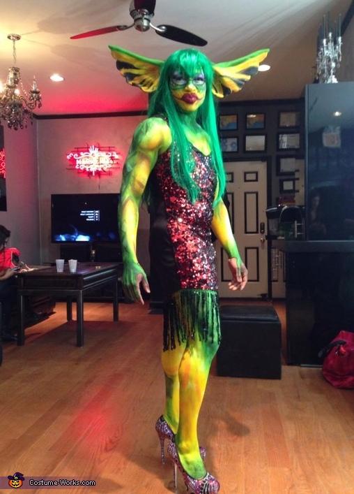 Greta Gremlin Costume