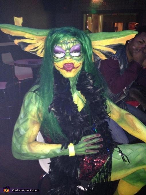 Greta Gremlin, Greta Gremlin Costume