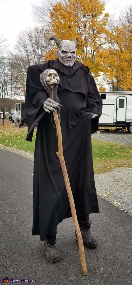 Grim Reaper Costume