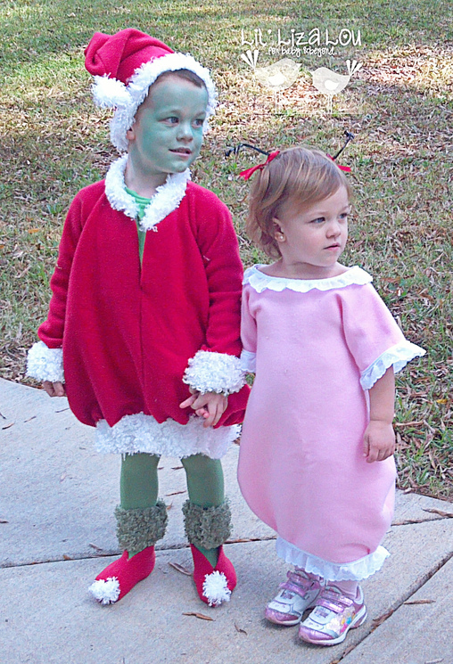 aef566c8d538 The Grinch and Cindy Lou Who Costumes Photo 3 of 4