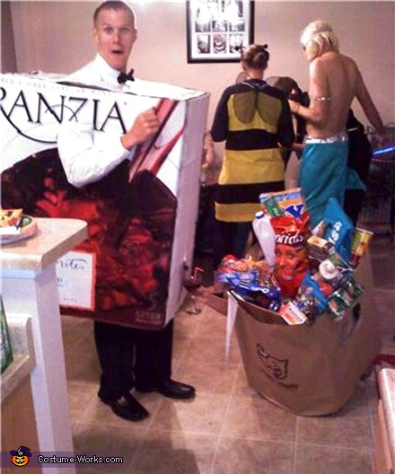 Groceries - Homemade costumes for adults