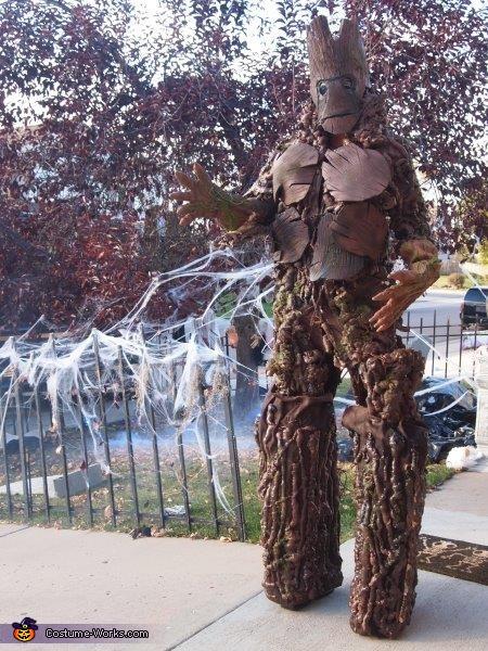 Full Groot Suit, Groot Costume
