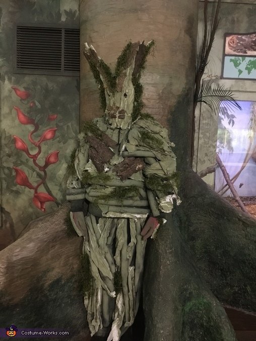 I Am 'GROOT', Groot Costume