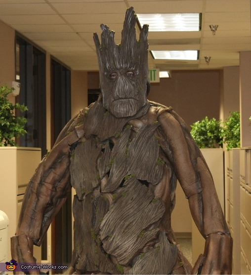 Groot's Torso, Guardians of the Galaxy Groot Costume