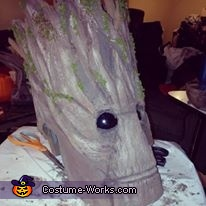 Mask, Groot Costume