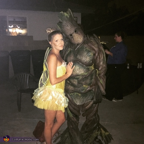 Groot and I, the costume maker., Groot Costume