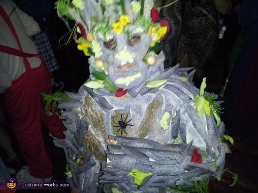 grootus, Grootus Costume