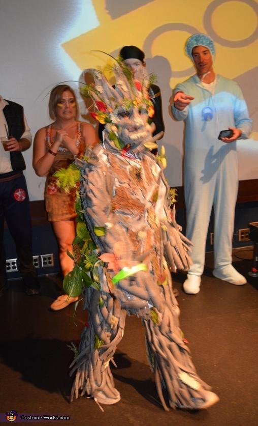 Grootus Costume